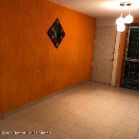 Casa Estado de Mexico>Coacalco de Berrizabal>Granjas San Cristobal - Venta:1.390.000 Pesos - codigo: 21-3965