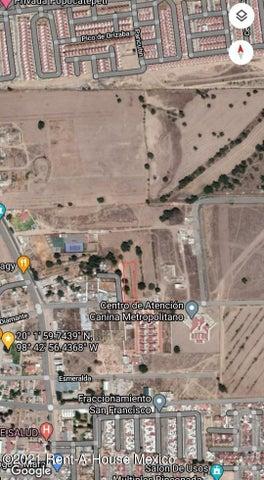 Terreno Hidalgo>Mineral de la Reforma>Pachuquilla - Venta:1.875.000 Pesos - codigo: 21-3997
