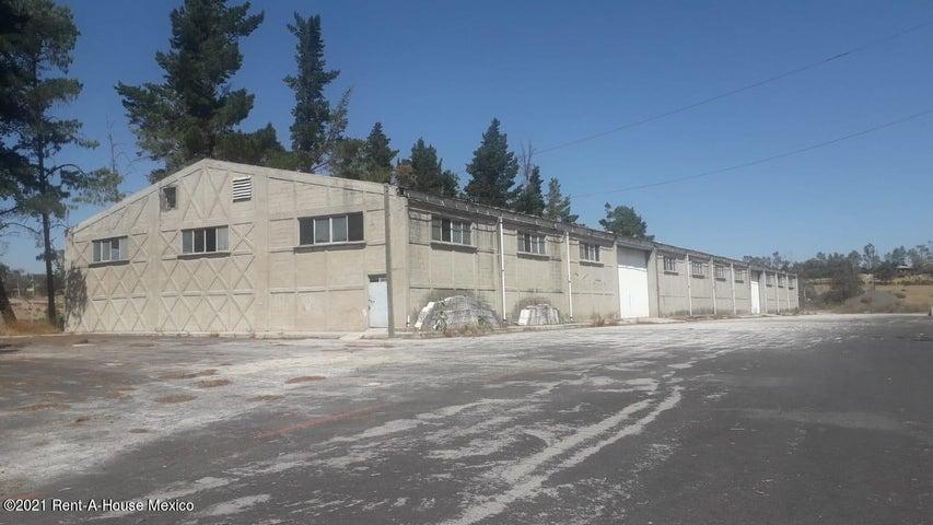 Bodega Estado de Mexico>Tepotzotlan>Arcos del Sitio - Renta:11.414 Pesos - codigo: 21-4003