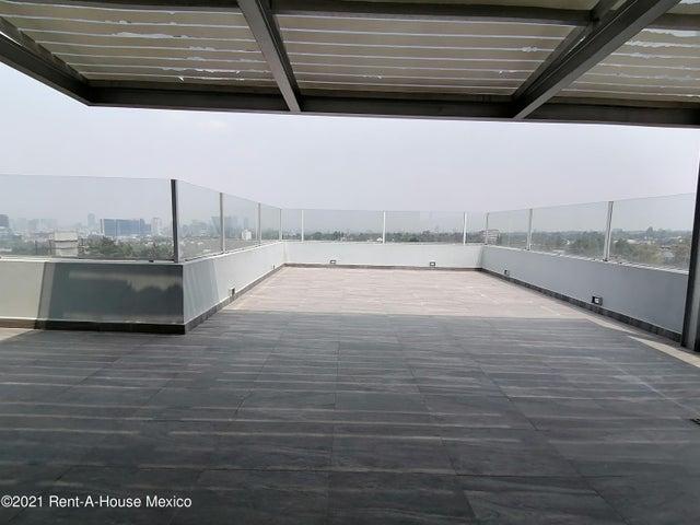 Departamento Distrito Federal>Miguel Hidalgo>Lomas de Chapultepec - Renta:68.000 Pesos - codigo: 21-4030