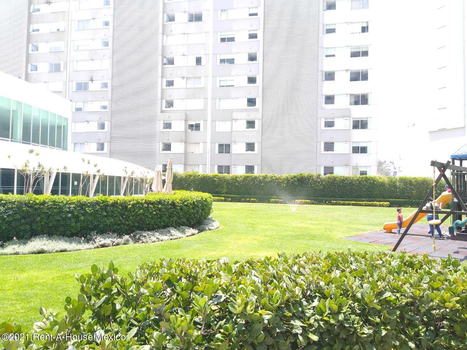 Departamento Distrito Federal>Cuajimalpa de Morelos>Santa Fe Cuajimalpa - Renta:28.500 Pesos - codigo: 21-4060