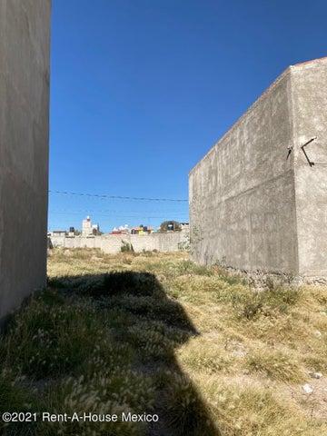 Terreno Hidalgo>Tizayuca>Hacienda de Guadalupe - Venta:180.000 Pesos - codigo: 21-4065