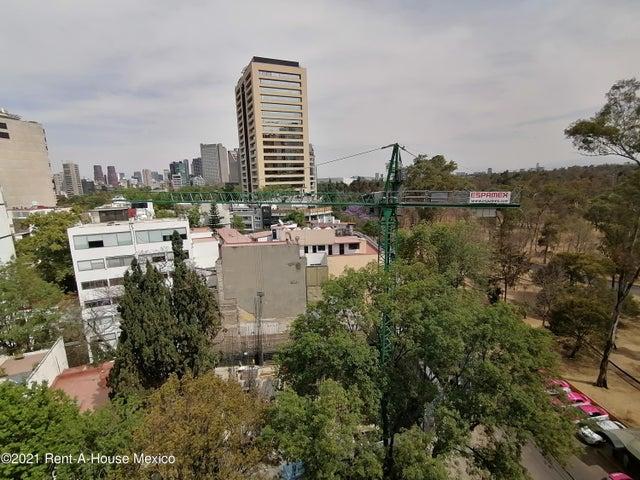 Departamento Distrito Federal>Miguel Hidalgo>Polanco - Renta:48.000 Pesos - codigo: 21-3081