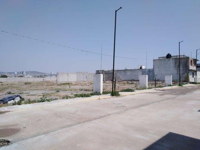 Terreno Hidalgo>Pachuca de Soto>Santa Matilde - Venta:890.000 Pesos - codigo: 21-4076