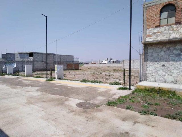 Terreno Hidalgo>Pachuca de Soto>Santa Matilde - Venta:690.000 Pesos - codigo: 21-4077