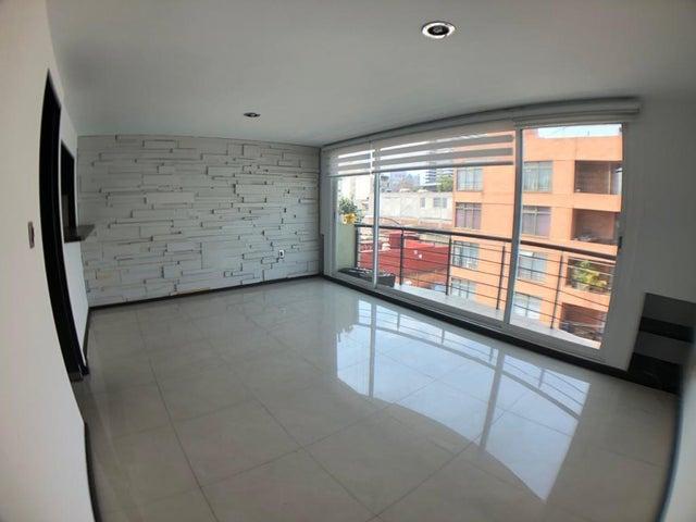 Departamento Distrito Federal>Benito Juárez>8 de Agosto - Renta:14.000 Pesos - codigo: 21-4086