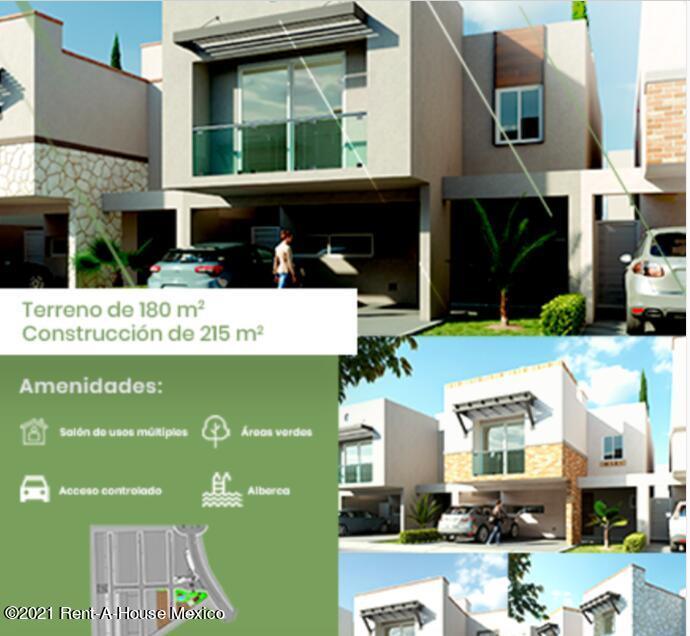 Casa Queretaro>Queretaro>La Vista - Venta:4.169.000 Pesos - codigo: 21-2169