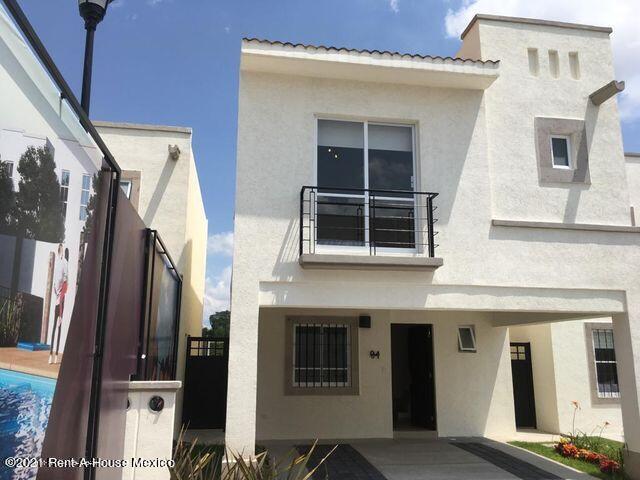 Casa Queretaro>Queretaro>Sonterra - Venta:2.166.000 Pesos - codigo: 21-2468