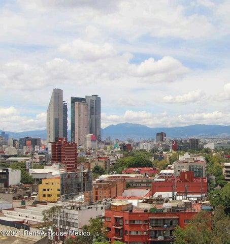 Oficina Distrito Federal>Miguel Hidalgo>Anzures - Venta:4.060.800 Pesos - codigo: 21-4188