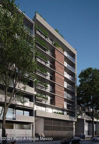 Departamento Distrito Federal>Benito Juárez>Narvarte Poniente - Venta:3.500.000 Pesos - codigo: 21-4227