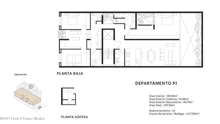 Departamento Distrito Federal>Benito Juárez>Narvarte Poniente - Venta:8.678.176 Pesos - codigo: 21-4224