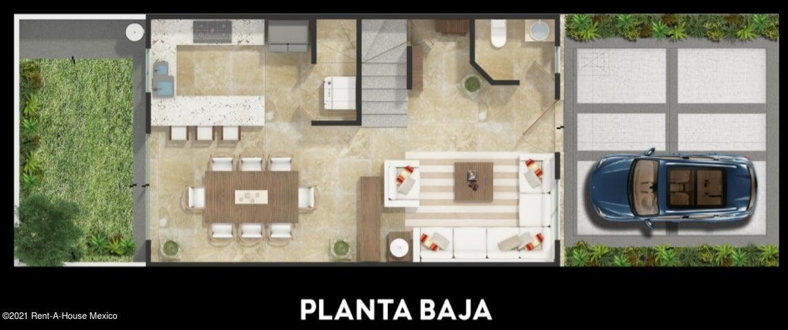 Casa Queretaro>El Marques>Zibata - Venta:3.293.164 Pesos - codigo: 21-4306