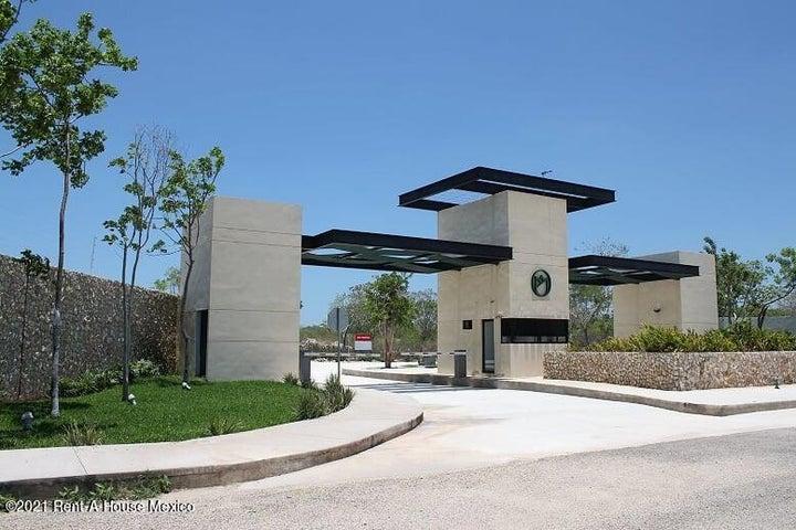Terreno Yucatan>Merida>Temozon Norte - Venta:1.554.751 Pesos - codigo: 21-4318