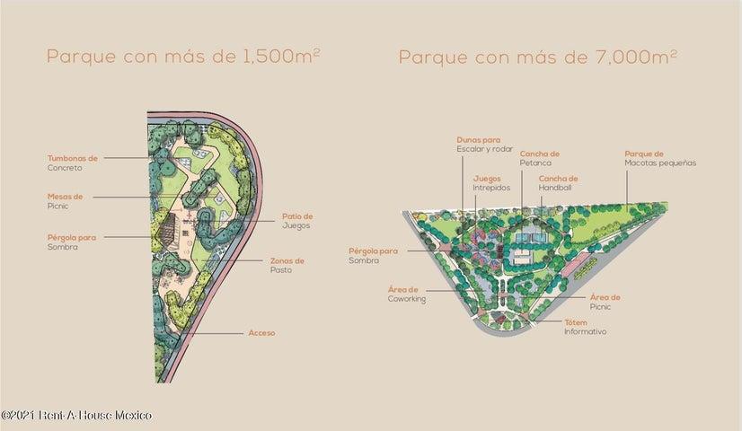 Casa Queretaro>El Marques>Zakia - Venta:2.047.824 Pesos - codigo: 21-4364