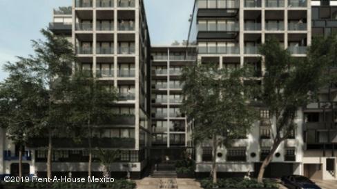 Departamento Distrito Federal>Cuauhtémoc>Hipodromo Condesa - Venta:10.560.000 Pesos - codigo: 21-4449