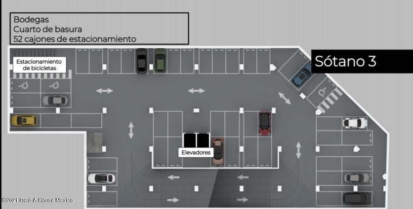 Departamento Distrito Federal>Miguel Hidalgo>Anahuac - Venta:4.150.000 Pesos - codigo: 21-4519