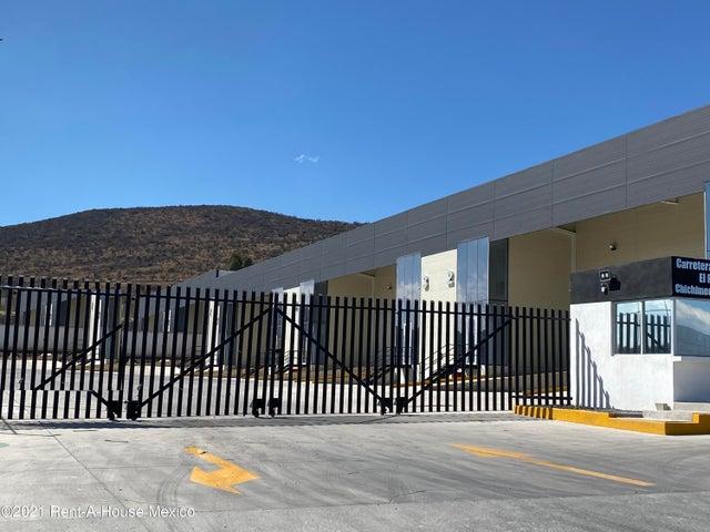 Nave Industrial Queretaro>Queretaro>Santa Rosa de Jauregui - Venta:5.274.451 Pesos - codigo: 21-4544