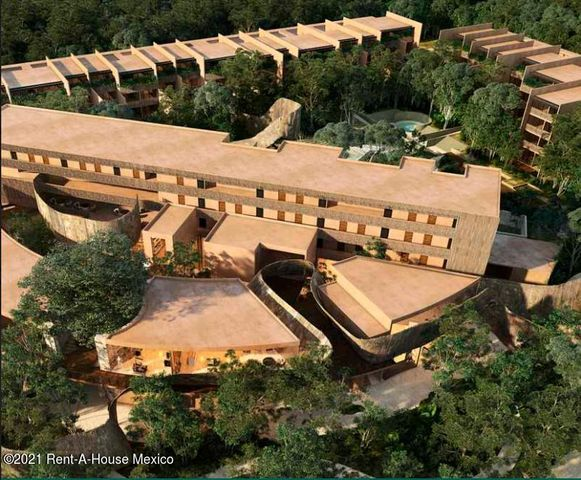 Departamento Quintana Roo>Tulum>Aldea Zama - Venta:207.900 Dolar - codigo: 21-4552