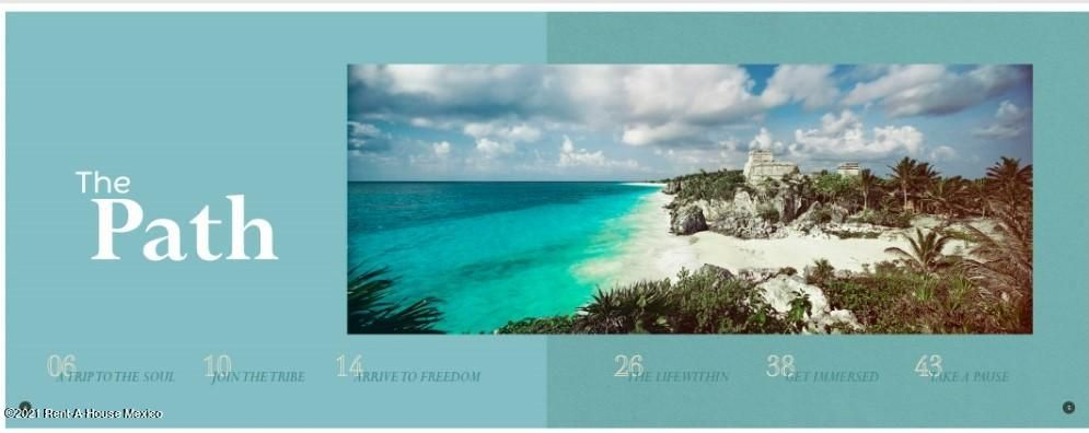 Departamento Quintana Roo>Tulum>Akumal - Venta:251.900 Dolar - codigo: 21-4561