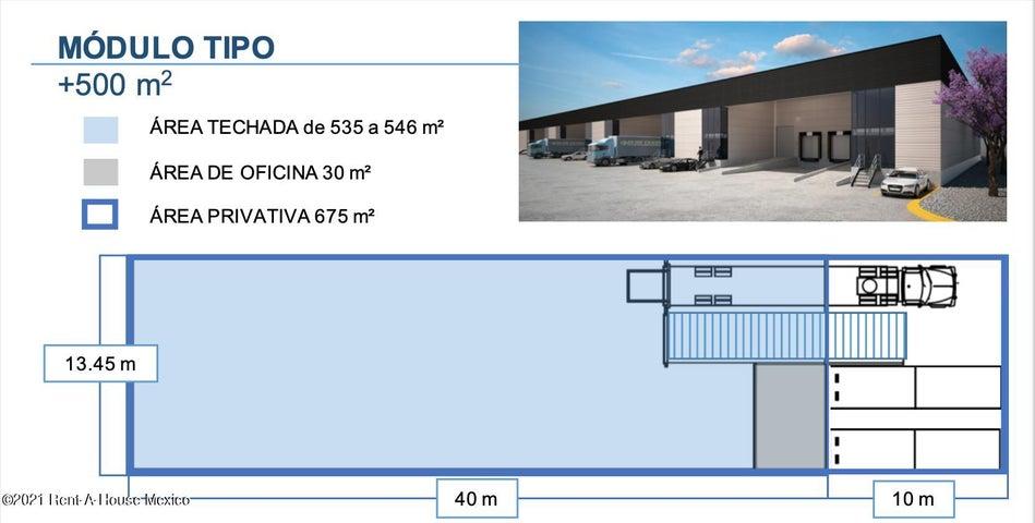 Nave Industrial Queretaro>Corregidora>Amanecer Balvanera - Venta:5.133.689 Pesos - codigo: 21-4576