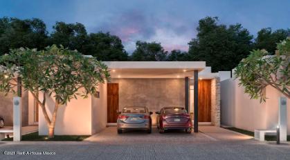 Casa Yucatan>Conkal>Conkal - Venta:3.819.000 Pesos - codigo: 21-4578