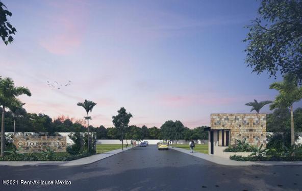 Terreno Yucatan>Merida>Cholul - Venta:630.000 Pesos - codigo: 21-4580