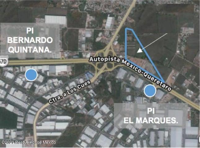 Nave Industrial Queretaro>Queretaro>Centro Sur - Venta:5.274.451 Pesos - codigo: 21-4582