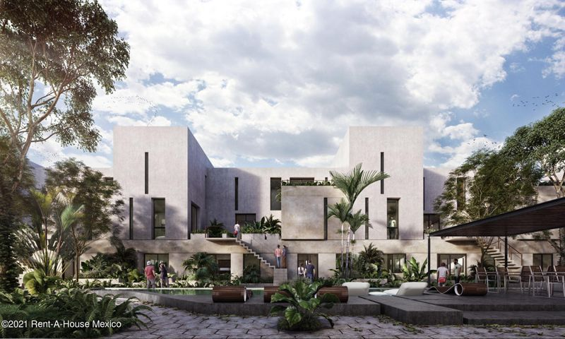 Departamento Yucatan>Merida>Chablekal - Venta:2.420.000 Pesos - codigo: 21-4583