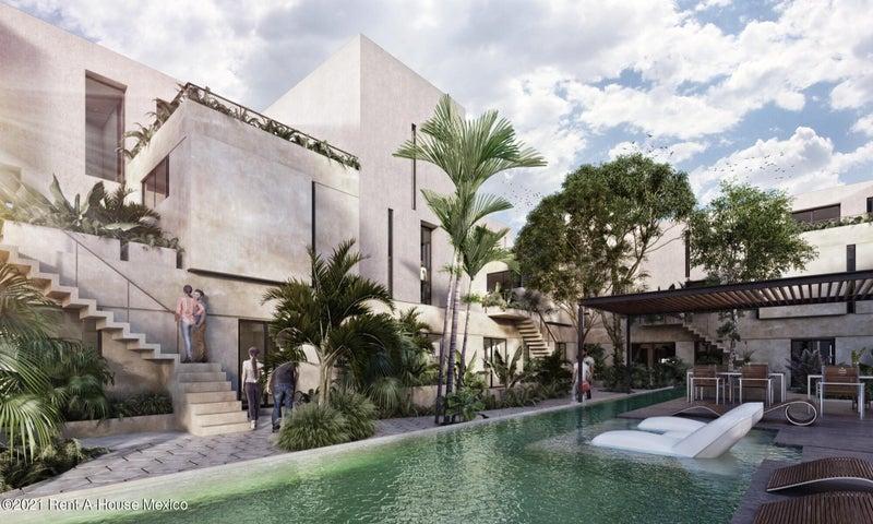 Departamento Yucatan>Merida>Chablekal - Venta:2.320.000 Pesos - codigo: 21-4586