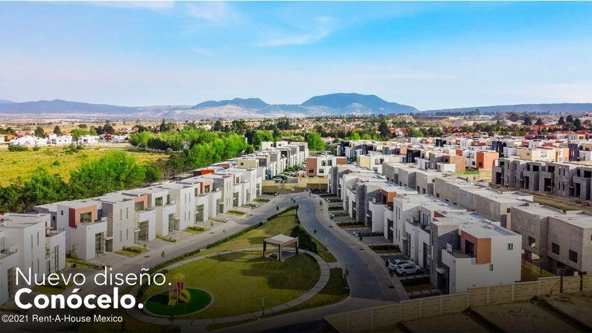 Casa Estado de Mexico>Calimaya>Villas Del Campo - Venta:1.855.000 Pesos - codigo: 21-4604