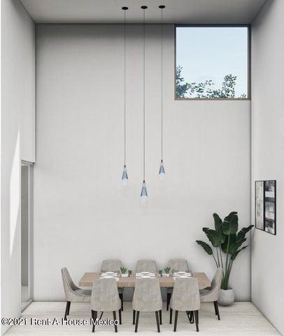 Casa Queretaro>El Marques>Zibata - Venta:4.750.000 Pesos - codigo: 21-4692