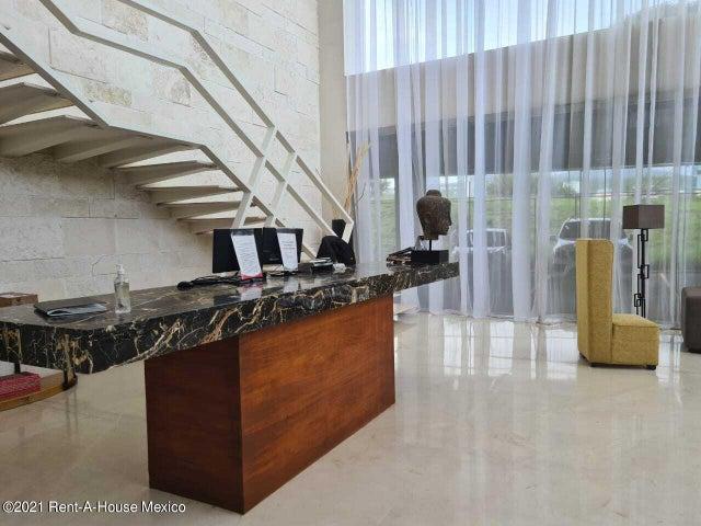 Departamento Queretaro>Queretaro>Centro Sur - Renta:21.900 Pesos - codigo: 21-4912