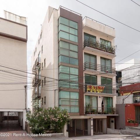 Departamento Distrito Federal>Cuajimalpa de Morelos>Lomas Del Chamizal - Venta:4.750.000 Pesos - codigo: 21-4927