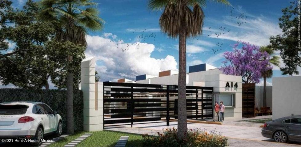 Casa Queretaro>San Juan del Rio>La Cruz - Venta:1.380.000 Pesos - codigo: 21-4946