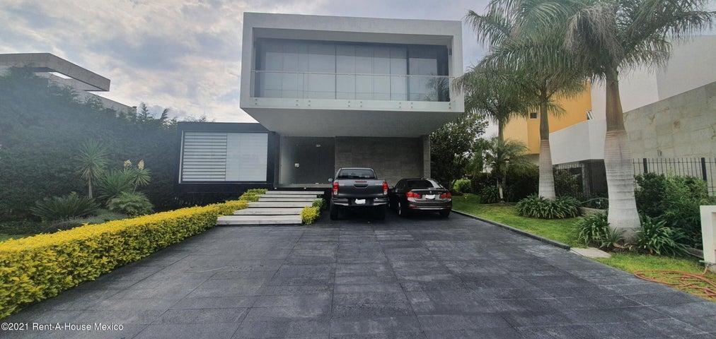 Casa Queretaro>Queretaro>El Campanario - Venta:18.800.000 Pesos - codigo: 21-5061