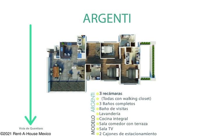 Departamento Queretaro>Queretaro>Loma Dorada - Venta:8.311.322 Pesos - codigo: 21-5057