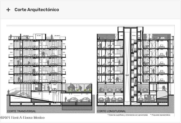 Departamento Distrito Federal>Benito Juárez>Narvarte - Venta:3.346.000 Pesos - codigo: 22-90