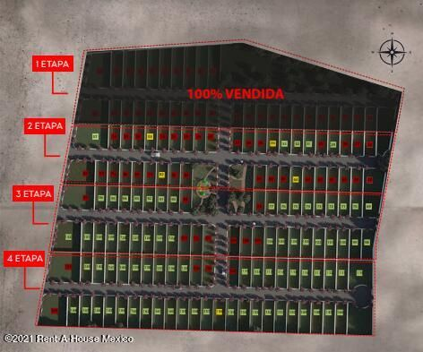 Terreno Yucatan>Conkal>Conkal - Venta:250.000 Pesos - codigo: 22-143