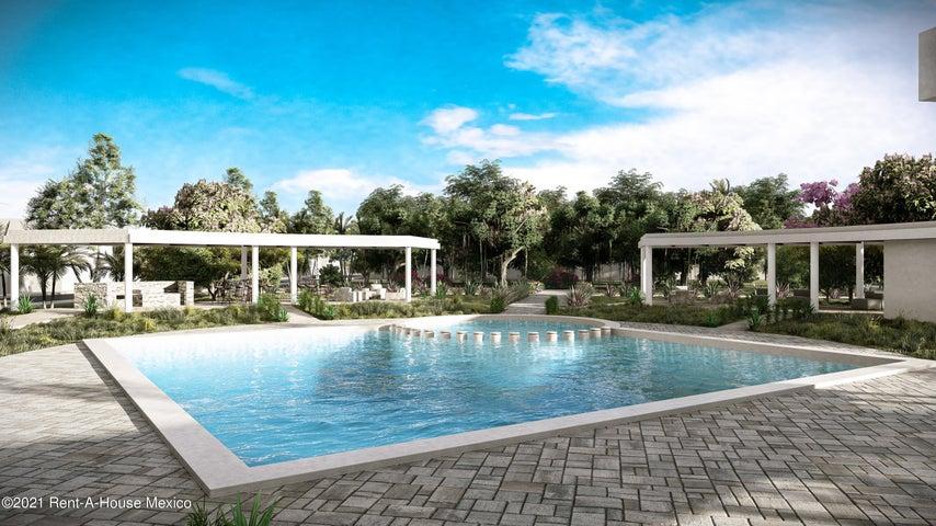 Terreno Yucatan>Tixpehual>Tixpehual - Venta:143.820 Pesos - codigo: 22-239
