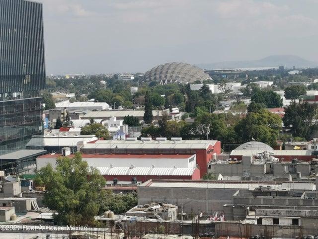 Departamento Distrito Federal>Iztacalco>Granjas Mexico - Renta:16.000 Pesos - codigo: 22-615