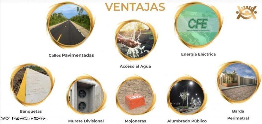 Terreno Yucatan>Chicxulub Pueblo>Chicxulub - Venta:562.924 Pesos - codigo: 22-647