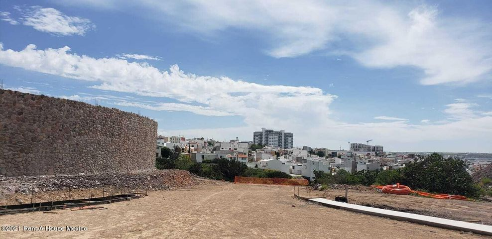 Terreno Queretaro>Queretaro>Loma Dorada - Venta:1.756.188 Pesos - codigo: 22-670