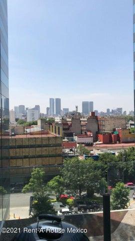 Departamento Distrito Federal>Miguel Hidalgo>Anahuac - Renta:23.000 Pesos - codigo: 22-602