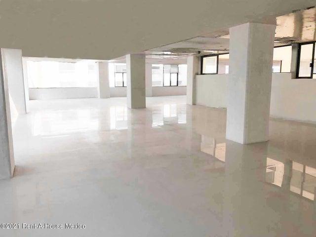 Edificio Distrito Federal>Cuauhtémoc>Cuauhtemoc - Renta:2.928.430 Pesos - codigo: 22-684