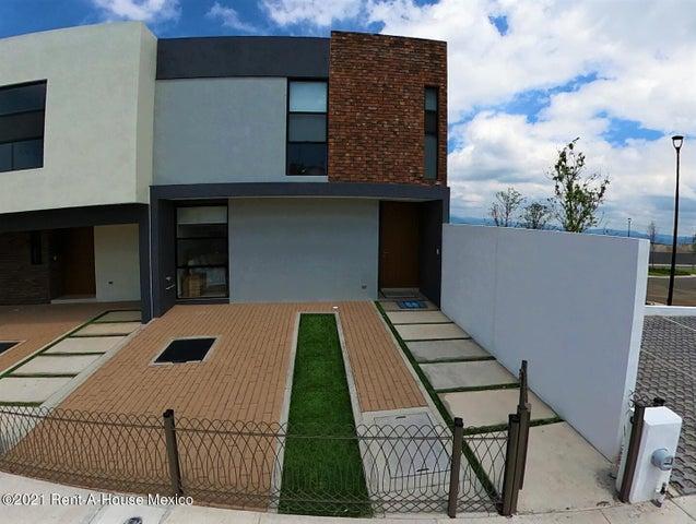 Casa Queretaro>El Marques>Zibata - Venta:2.645.000 Pesos - codigo: 21-4117