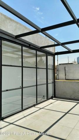 Departamento Distrito Federal>Cuauhtémoc>Hipodromo Condesa - Venta:14.200.000 Pesos - codigo: 22-427