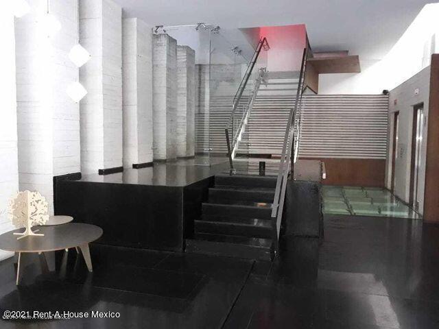Departamento Distrito Federal>Miguel Hidalgo>Polanco - Renta:52.000 Pesos - codigo: 22-744