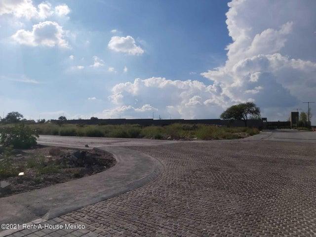 Terreno Queretaro>Queretaro>La Vista - Venta:2.028.593 Pesos - codigo: 21-86