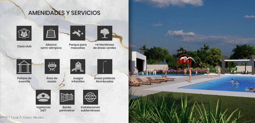 Terreno Yucatan>Conkal>Conkal - Venta:394.400 Pesos - codigo: 22-929
