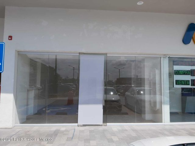 Local Comercial Queretaro>Queretaro>Santa Fe de Juriquilla - Renta:28.050 Pesos - codigo: 21-1407